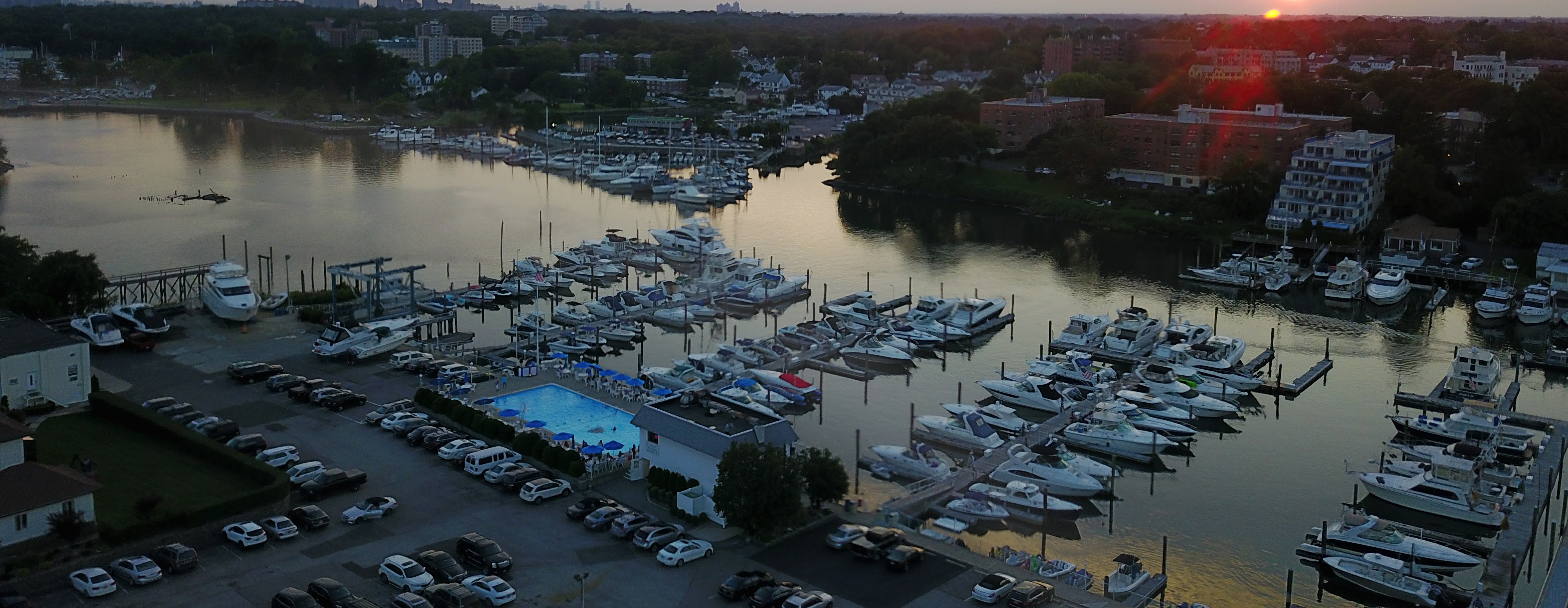 Imperial Yacht Club New York Marina